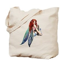Ruth Thompson's PussnBoots Faerie Tote Bag