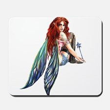 Ruth Thompson's PussnBoots Faerie Mousepad