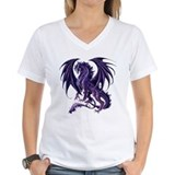 Dragons Womens V-Neck T-shirts