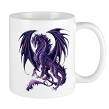 Ruth Thompson's Draconis Nox Dragon Mug