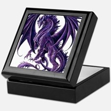 Ruth Thompson's Draconis Nox Dragon Keepsake Box