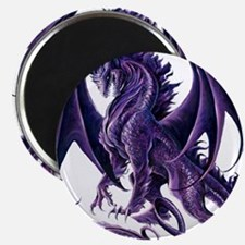"Ruth Thompson's Draconis Nox Dragon 2.25"" Magnet ("