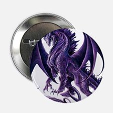 "Ruth Thompson's Draconis Nox Dragon 2.25"" Button"