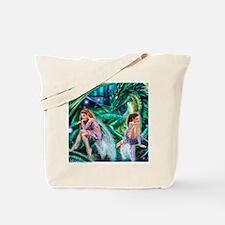 Ruth Thompson's Gemini Faeries Tote Bag