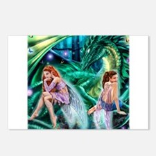 Ruth Thompson's Gemini Faeries Postcards (Package