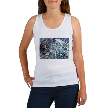 Ruth Thompson's Checkmate Dragon Women's Tank Top