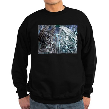 Ruth Thompson's Checkmate Dragon Sweatshirt (dark)