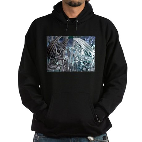 Ruth Thompson's Checkmate Dragon Hoodie (dark)