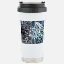 Ruth Thompson's Checkmate Dragon Travel Mug