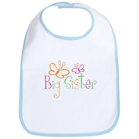 Big Sister/ Little Sister Bib