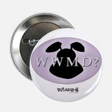 """What Would Mamet Do? 2.25"""" Button"""