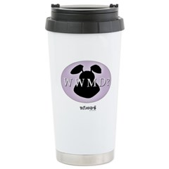 What Would Mamet Do? Travel Mug
