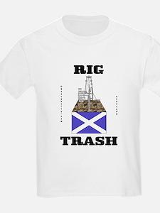 Scottish Rig Trash T-Shirt