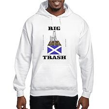 Scottish Rig Trash Jumper Hoody,Oil,Gas