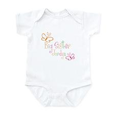Big Sister Jordyn Infant Bodysuit