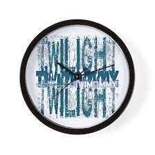 Twilight Twimommy Wall Clock