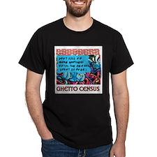 COUNTEM FIRST THEN OFFEM T-Shirt