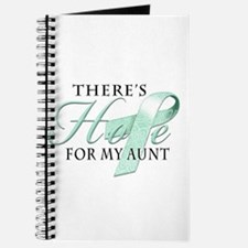 There's Hope for Ovarian Cancer Aunt Journal