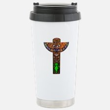 Travel Mug Totem Pole Spirit Creat