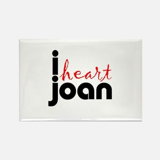 Joan Rectangle Magnet