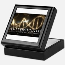 11:11'ers United Logo Keepsake Box