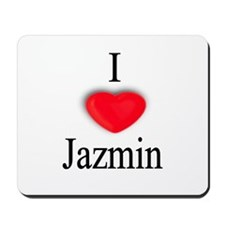 Jazmin Mousepad