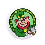 "St. Patricks Day 3.5"" Button (100 pack)"