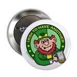 "St. Patricks Day 2.25"" Button (100 pack)"