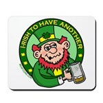 St. Patricks Day Mousepad