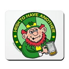 St. Patricks Day Mousepad