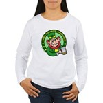 St. Patricks Day Women's Long Sleeve T-Shirt