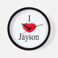 Jayson Wall Clock