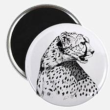"Cheetah 2.25"" Magnet"