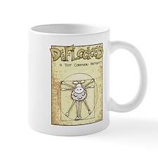 Vitruvian Mamet Mug