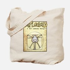 Vitruvian Mamet Tote Bag