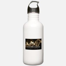 11:11'ers United Logo Water Bottle