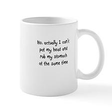 Pat Head Small Mug