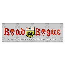 Road Rogue Trucker Bumper Bumper Sticker
