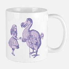 Alice and Dodo Lavender Mug