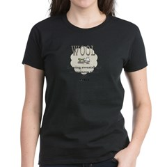 DeFlocked Wool Women's Dark T-Shirt