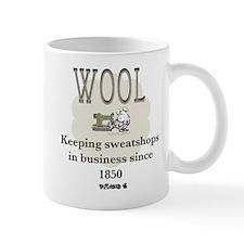 DeFlocked Wool Mug