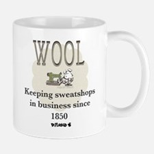 DeFlocked Wool Mug