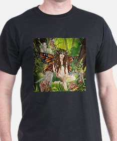 Terra-Daughter of Gaia Faerie T-Shirt