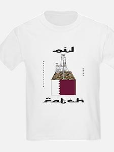 Qatar Oil Patch T-Shirt