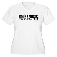 Cute House music T-Shirt