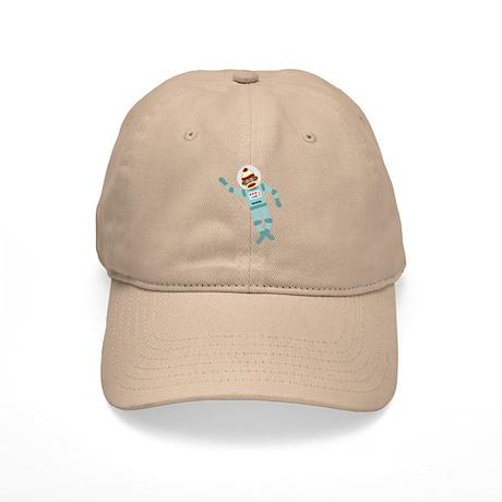 Sock Monkey Astronaut Cap