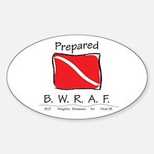 Prepared - BWRAF Decal