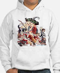 RT's Faerie Witch of Cats Hoodie