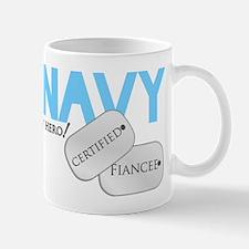 Certified Fiancee Mug