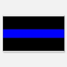 Decal Thin Blue Line